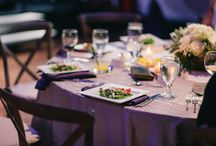 Infinity Catering / Real catering at The Bell Tower in Nashville, TN by Infinity Events & Catering.