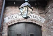 Pilsener Haus & Biergarten Hoboken, NJ / Hoboken's Pilsener Haus & Biergarten brings a truly authentic Austro-Hungarian beer garden to New Jersey…and some of the best dining as well—in the old-time setting of our bier hall or outdoors in our sunny biergarten.