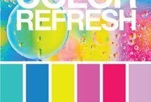 colour / Colour Inspiration  / by Mingzine Dhee