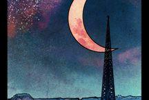 Night vale tarot cards