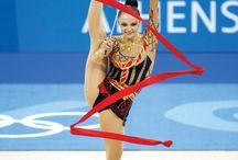 Rhythmic gymnastics / by Yvonne Marie