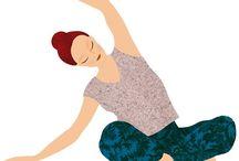Yogaing.