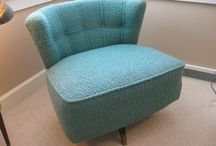 Upholstery colors / by Ericka