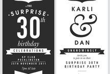 Inspire: Invitation Design