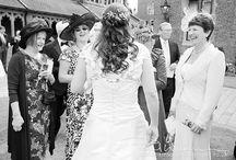 Wedding half up half down / Wedding hair