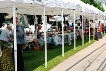 Farmers' Markets in the Catskills / There are many amazing farmers' markets in the peaks and valleys of the Catskills Mountains. Fresh food, artisan gifts and so much more.