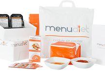 Tienda/Producto / Tienda MenuDiet para comprar paquetes de comida sana y dietas cocinadas. A domicilio y en tienda de Madrid.