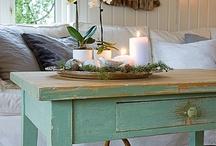 Pusse møbler