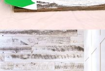 Woodwork/Treatment