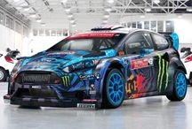 rally cars I love cars