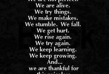 Life - be gratefull