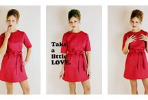 """Spring Summer 2015 / Selection of pics of the collection """"Statements"""". Find out more here www.grunten-mode.de"""