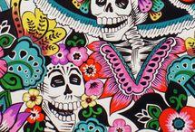 Dia de Los Muertos and Catrinas!