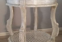 Chalky paint furniture