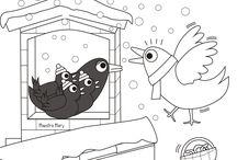 Inverno gennaio attività Infanzia