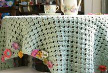 decoracion a crochet