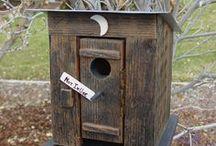 budka dla ptaszków