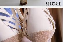 DIY calçado