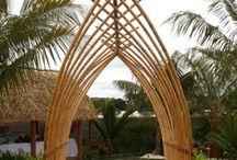 gerbang bambu