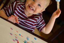toddler/preschool activities and crafts :)