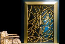 Stealth by Alessandro Gedda / ISAM has partnered up with the designer of Just One Piece for this unique piece: Stealth, the brand new ISAM entry door. A soul of oak and frame of cork , covered on the external face with multi-layered pressed wood and a gold finishing.