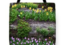 My Tote Bags from FAA / Samples of some of my work as tote bags....go to FAA to see any other photo.