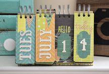 SCRAP - kalendarze