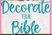 Dekorasi bible