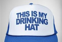 Hats...