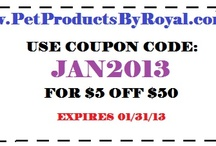 PetProductsByRoyal.com COUPONS
