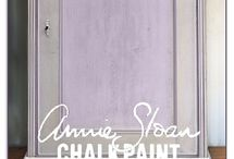 Annie Sloan chalkpaint ideas for granny's house