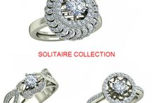 Solitaire Collection / Grab our Trendy Solitaire Collection with 5% off.