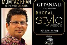 Bhopal Style Week 2015 / Gitanjali Lifestyle Bhopal Fashion week 2015