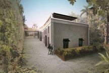 ARCHITECTURE //SCHEMATIC DESIGN