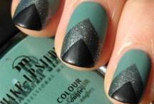 Nails/makeup / by Lauren Dillingham