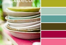 Color Palettes / by Kim Anderson