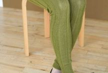 My favourite knitted pants