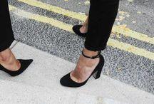 Chaussures à talons, idées