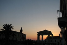 """The Ancient Agora of Athens Greece / Secret paths & Tower of the winds: a highlight. """"Agora"""" in Greek literally means """"a place of gathering"""" and the Agora of Athens was the heart of Athenian life in Ancient times. http://goo.gl/YhJvr7"""