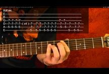 Nirvana Guitar Lessons / Several guitar lessons on how to play Nirvana songs in HD