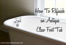 Ideal bathroom / by Julie Horner-Amegashie