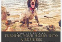 Entrepreneurs and Start-Up Stories