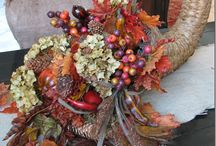 Fall Decorations / by Christine Lining