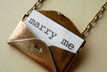 Cute Wedding Proposal