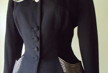 Lilli Ann of San Francisco / California label for suits from 1940's through 1980's