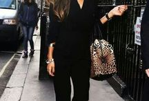 fashion style black