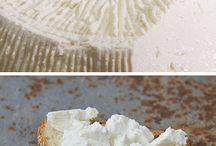 Formaggi, ricotta e mozzarella / Dolci e rustici
