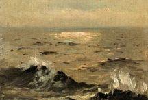 Landscapes &Seascapes paintings