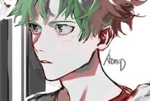 DEKU / The beautiful, little one, Midoriya Izuku. DEKU, THE NEXT SYMBOL OF PEACE!