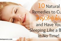 Ayurvedic medicine for Insomia and Home Remedies